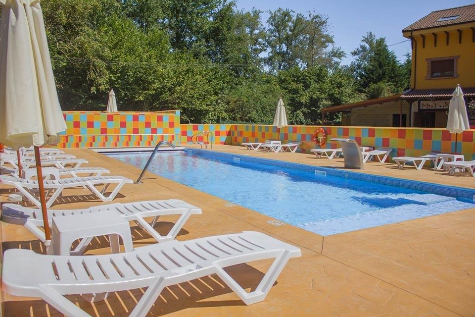 hotel con jacuzzi cangas de Onis