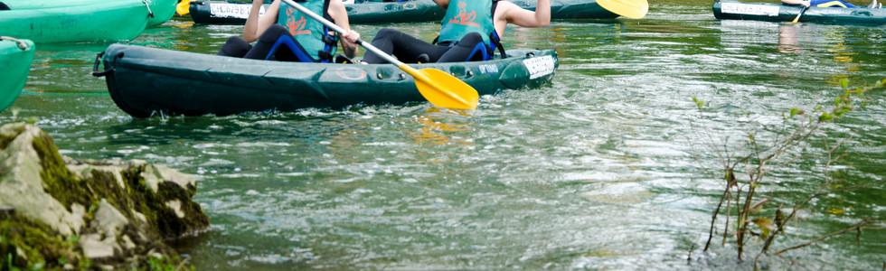 canoas en ribadesella