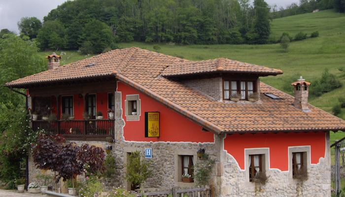 Alojamientos con encanto en Cangas de Onis - Asturias | La pasera Hoteles