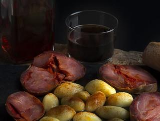Embutidos de la gastronomía asturiana