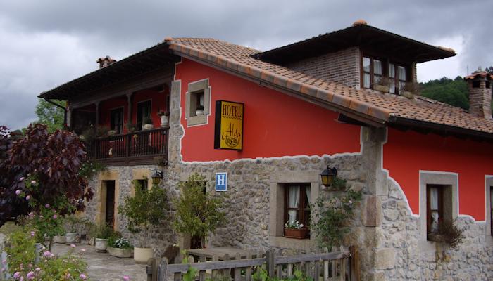 Los mejores hoteles en cangas de onis - Asturias