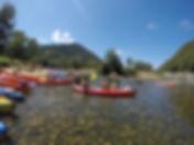 Descenso del sella en canoa Ofertas Descuentos Promocion