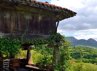 El Horreo asturiano, el granero en la nube