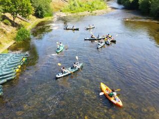 El Descenso del Sella en canoa, la actividad ideal para un día inolvidable