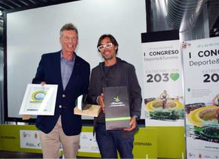 """Descenso del Sella - Premio """"El Anillo"""" en Deporte y Turismo"""