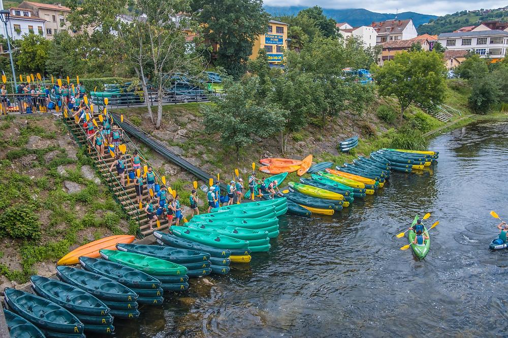 Descenso del Sella | Arriondas | Asturias | España
