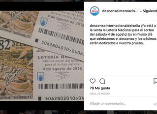 ¡Ya está a la venta la Lotería Nacional del Descenso del Sella!
