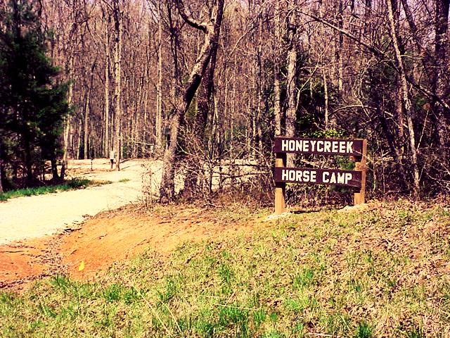 HoneyCreek Horse Camp Big South Fork
