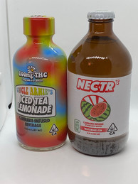 Uncle Arnie's Lemonade and Nectr Sparkling Water