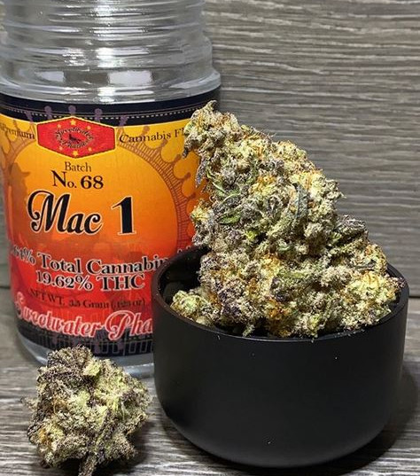 Mac 1 from Sweetwater Pharms