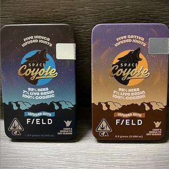 Space Coyote Packs