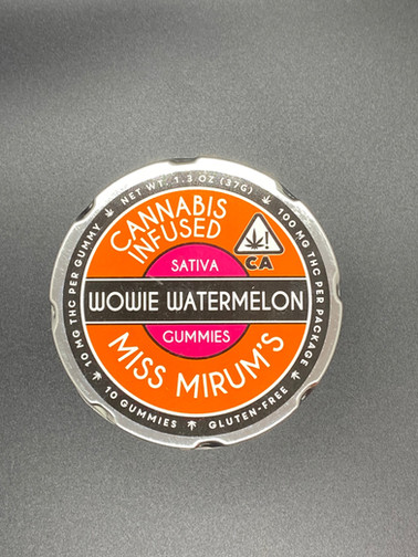 Miss Mirum's Wowie Watermelon