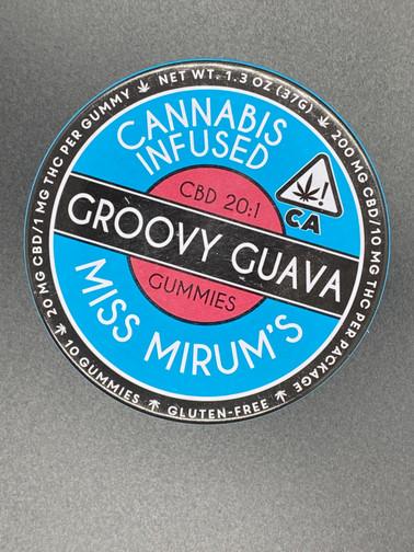 Miss Mirum's Groovy Guava