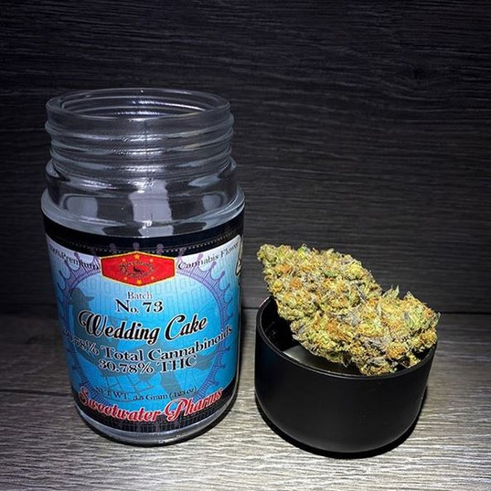 Wedding Cake by Sweetwater Pharms