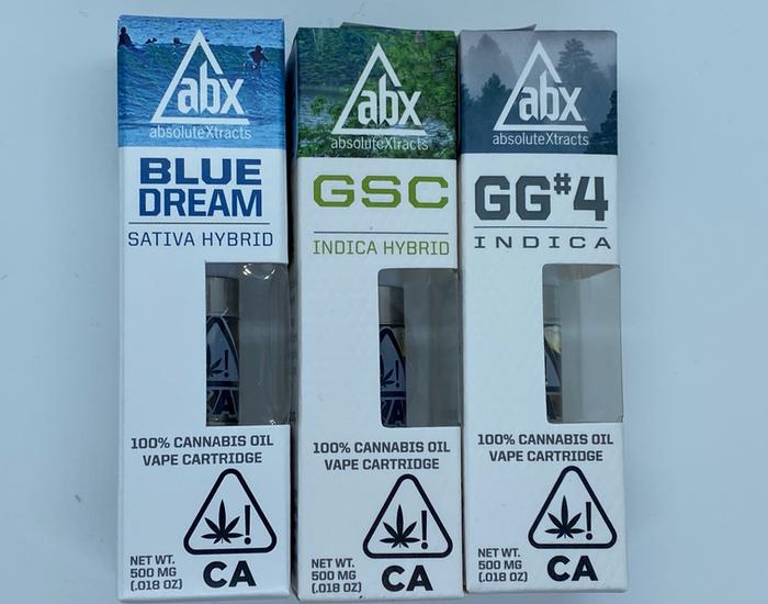 ABX .5g Carts