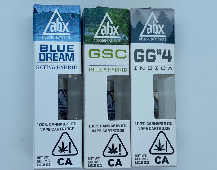 ABX .5g Carts