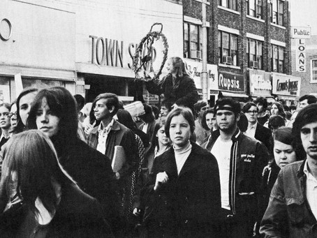 Would Marist March? A Detailed History of Activism, Apathy and Political Dialogue at Marist