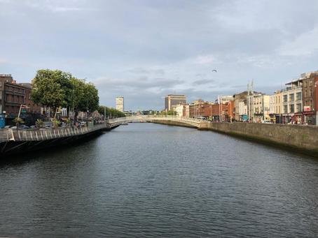 Freshman in Dublin Experience Launched