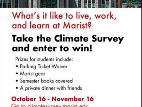 Students Assess Diversity at Marist Through Climate Survey