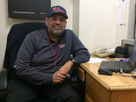 Security Sit-Down: Juan Martell