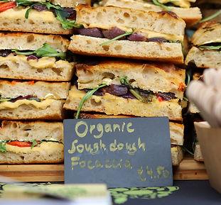 Mansfield vegan market
