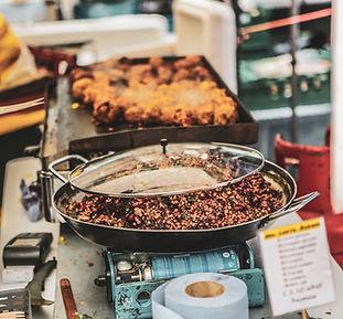 Wrexham vegan market