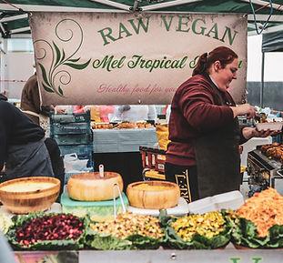 Aylesbury vegan market