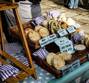 St Helens vegan market