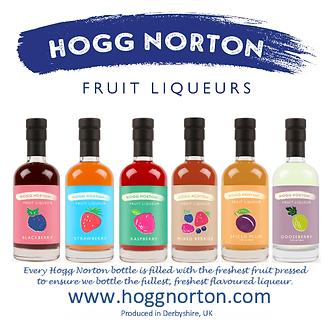 Hogg Norton Fruit Liqueurs