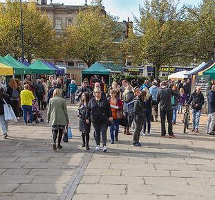 Derby vegan market