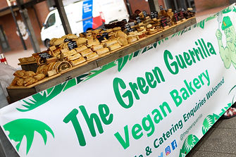 Green Guerrilla Vegan...