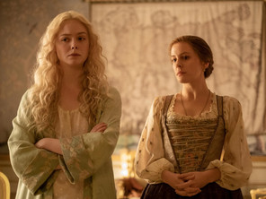The Great: Huzzah a questa straordinaria serie tv e alla splendida Elle Fanning