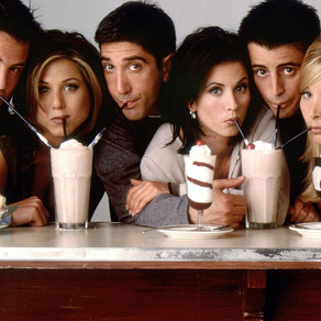 Habemus Friends Reunion! Finalmente!