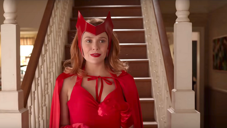 WandaVision: Scordatevi un lieto fine - All New Halloween Spooktacular
