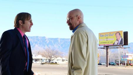 Recentweet: Da Breaking Bad a Better Call Saul