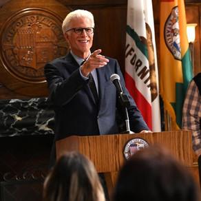 Ted Danson è Mr Mayor - first impression