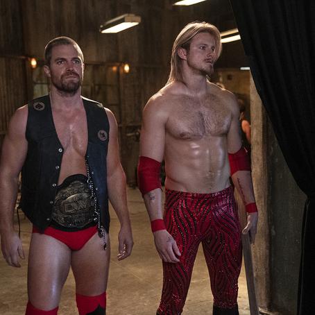 Se amate il Wrestling c'è una serie che vi aspetta e si chiama Heels