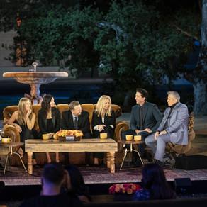 La reunion di Friends sarà anche su Sky! In contemporanea!