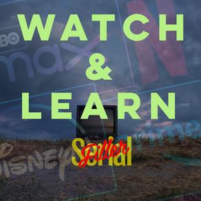 Guarda e Impara - spunti e ispirazioni dal mondo seriale