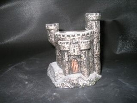Small Castle candleholder