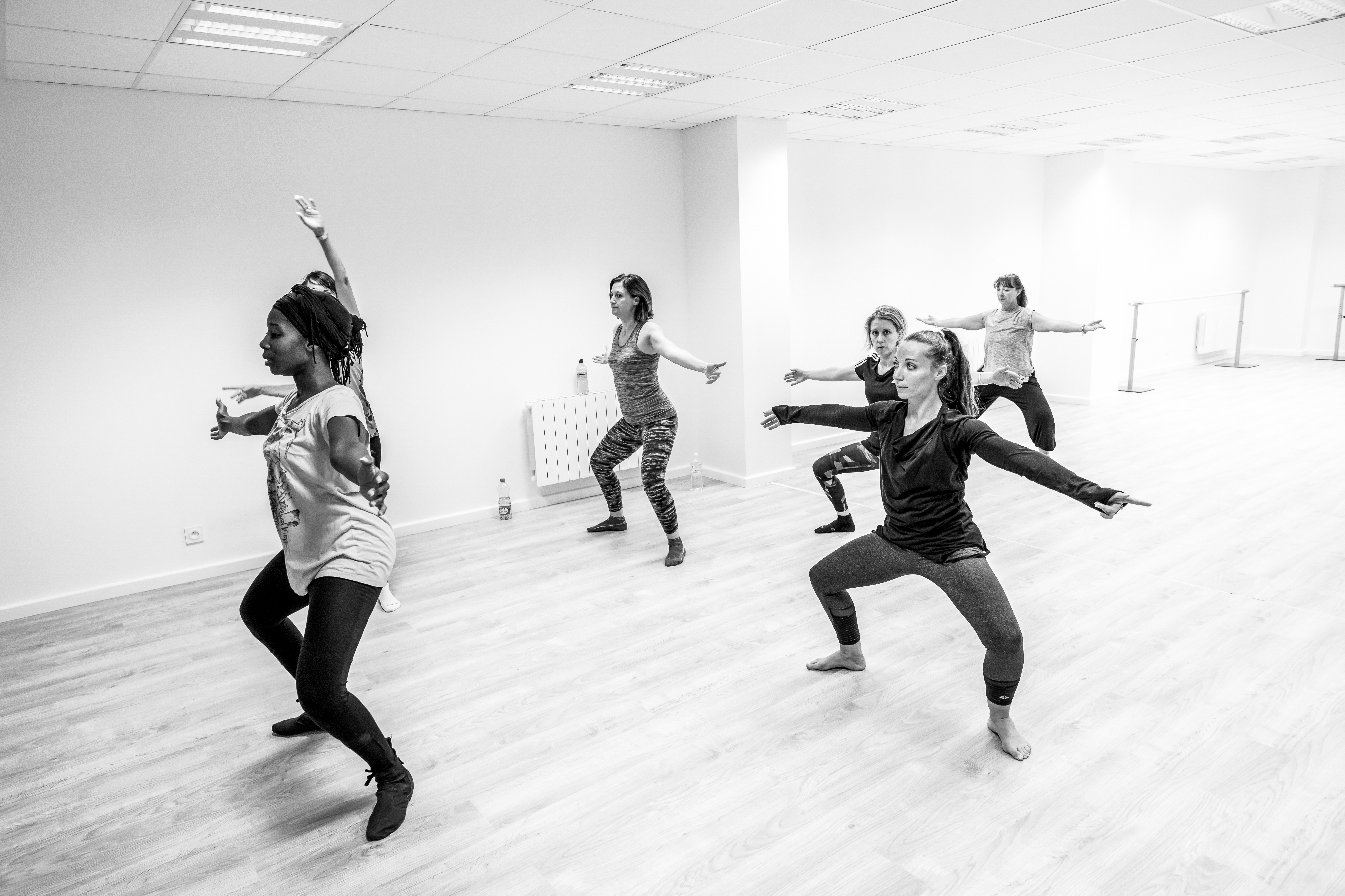 Cours Modern' Jazz