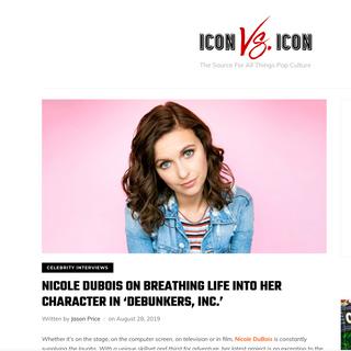 Icon vs. Icon