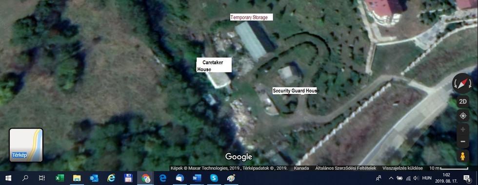 Storage - Security Guardhouse - Caretake
