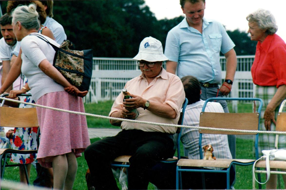 Beagle Association Championship Show - 16th July 1989