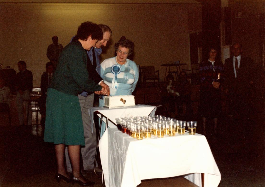 FCBC 20th Anniversary Championship Show - 12th March 1989