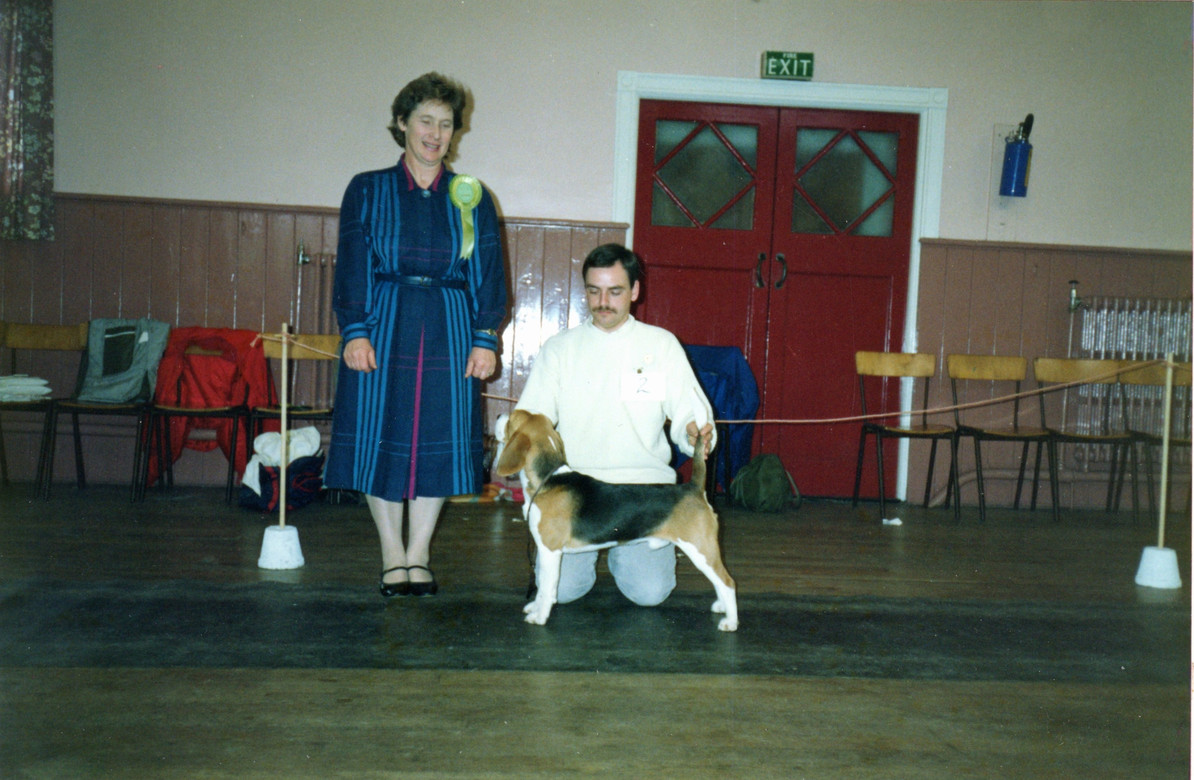 FCBC Autumn Open Show - 7th October 1990