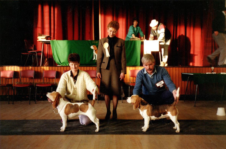 FCBC 17th Championship Show - 11th March 1990