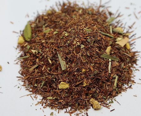 orange rooibos chai