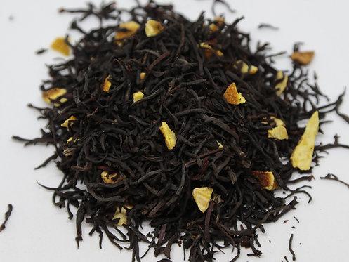 orange burst black tea