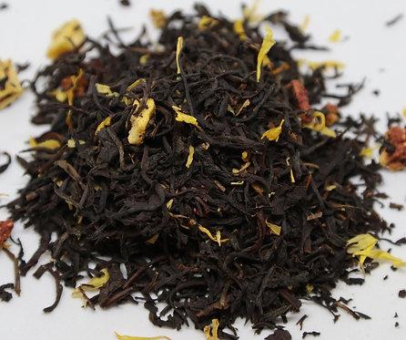 mango-berry black tea
